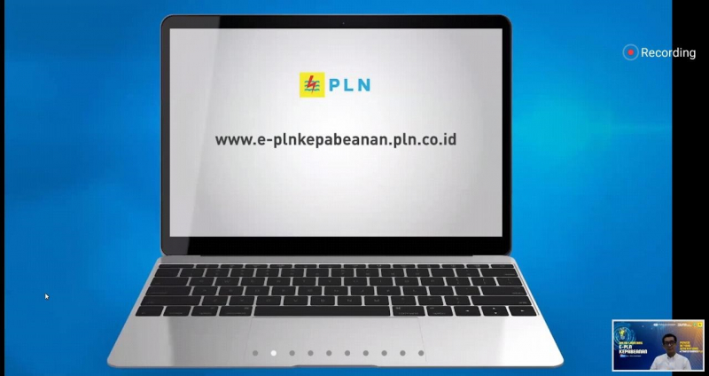 PLN Gandeng Surveyor Indonesia Luncurkan Aplikasi e-PLN Kepabeanan
