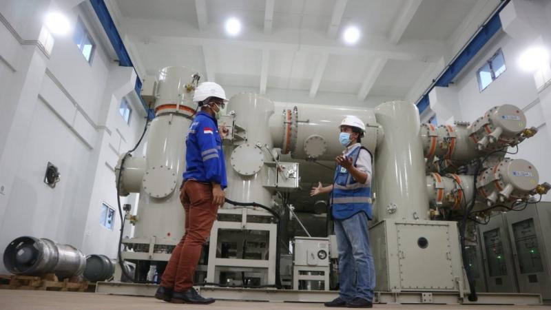 PLN Penuhi Kebutuhan Listrik  Industri di Tangerang Selatan
