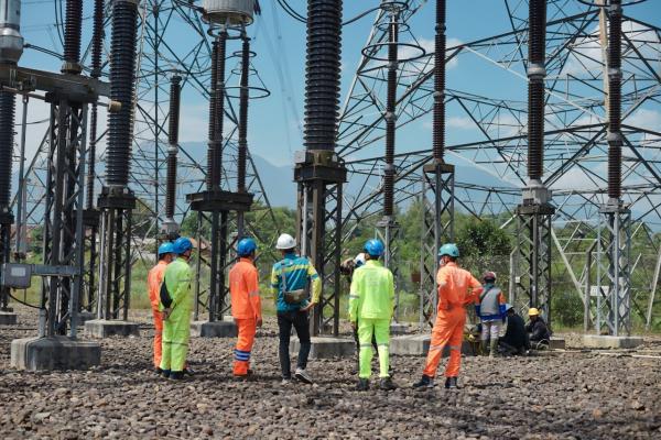 PLN Rampungkan Proyek Tegangan Ekstra Tinggi Senilai Rp 262 Miliar