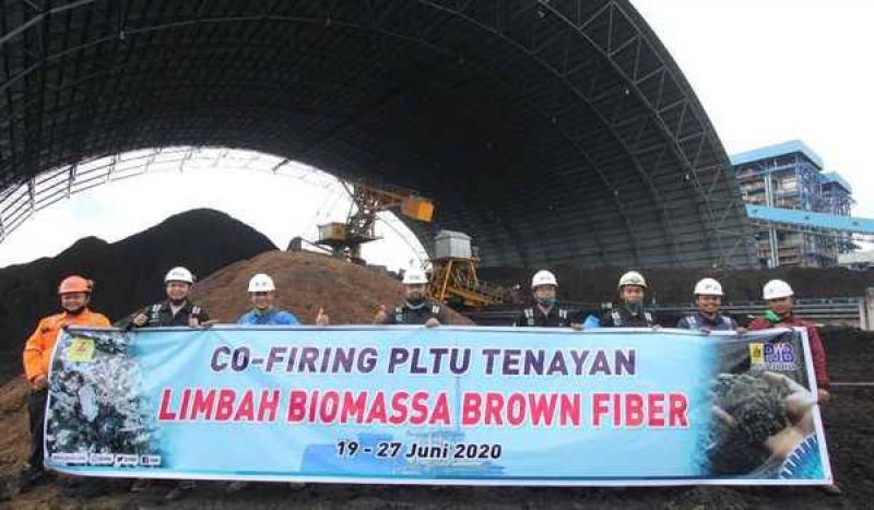 PLN Ujicobakan 30 PLTU Dengan Energi Biomassa