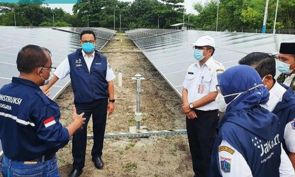 PLTS Ganti Peran Diesel di Sabira Kepulauan Seribu