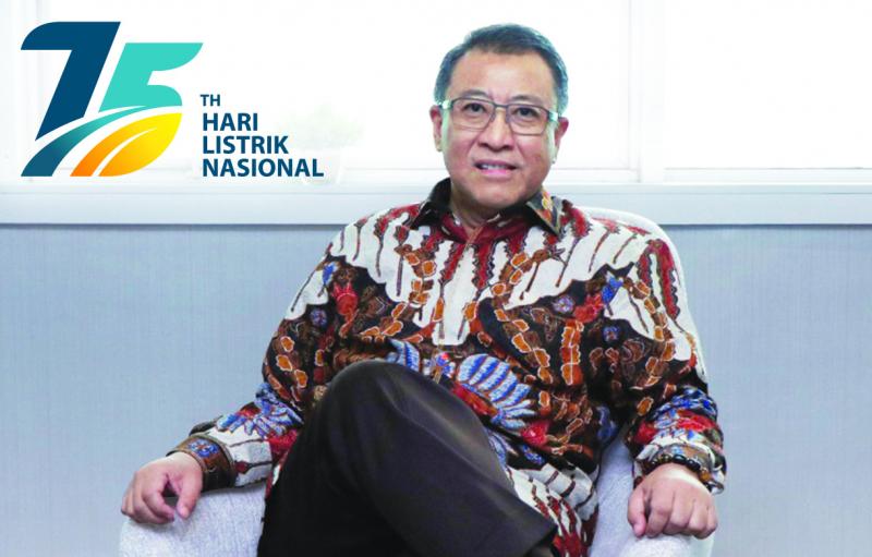 Riki F Ibrahim: Listrik, Motor Pembangunan Ekonomi Nasional