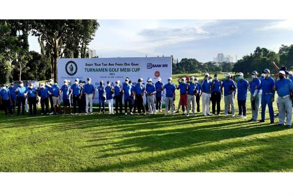 Sosialisasi dan Akselerasi Energi Biomassa, MEBI Gelar Turnamen Golf Cup 2021