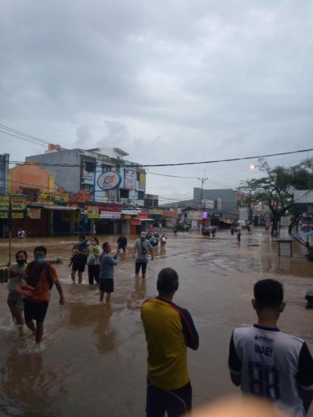 Waspada Banjir, Aliran Listrik Jakarta Bakal Dipadamkan. Berikut Daftar Wilayahnya