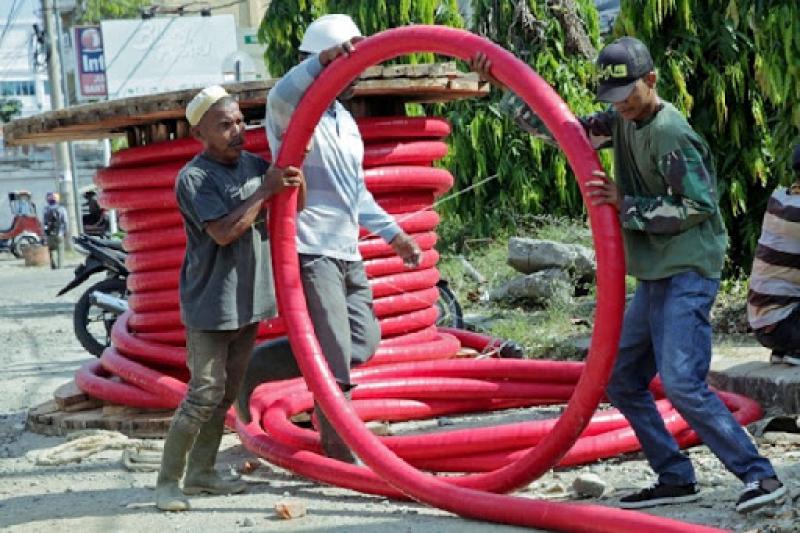 Photo of Papua Perkuat Kelistrikan Untuk PON Dengan Kabel Bawah Tanah