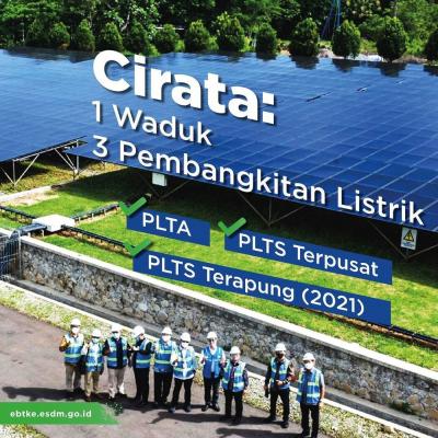 Photo of Pembangkit EBT Terbesar Ditengokin Para Stakeholder Energi
