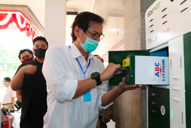 Photo of Pemerintah Perkenalkan Stasiun Penukaran Baterai Kendaraan
