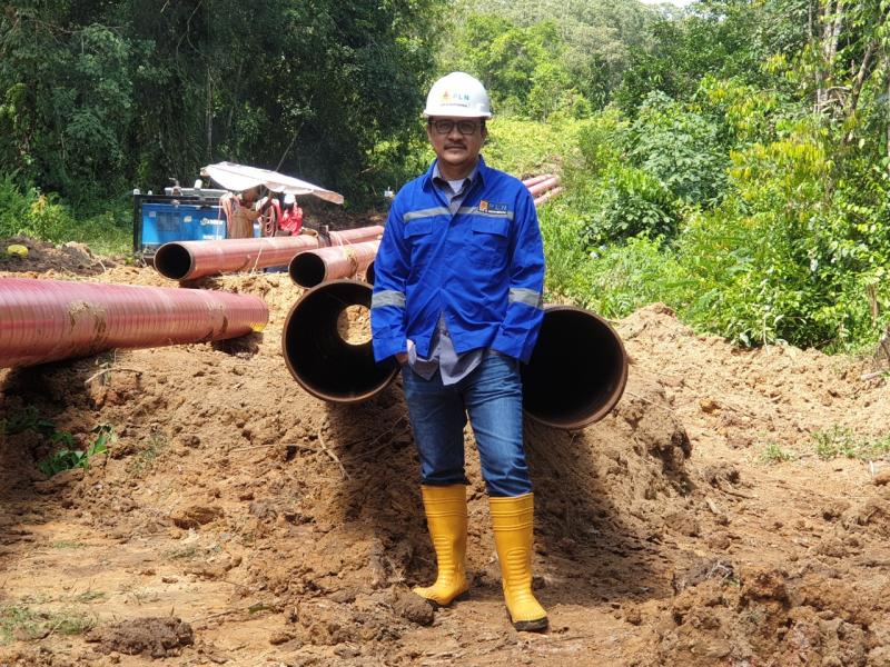 Photo of Percepat Infrastruktur LNG, PLN GG Siap Berkolaborasi Dengan PGN