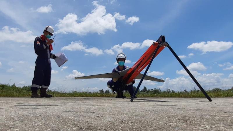 Photo of Percepat Penanganan, PLN Gunakan Drone Inspeksi Jalur Transmisi