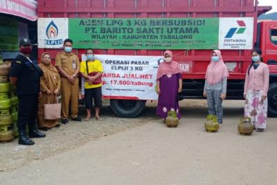Photo of Perkuat Ketersediaan LPG di Masyarakat, Pertamina Kembali Gelar Operasi Pasar