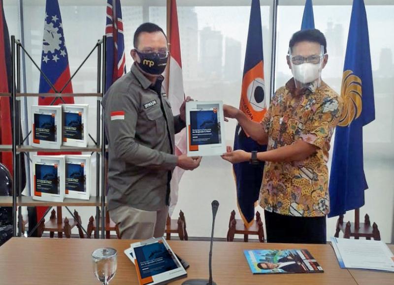 Photo of PII Gandeng MLI Terbitkan Buku Rekomendasi Keinsinyuran Hadapi Pandemi