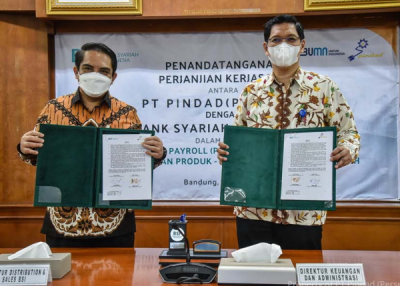 Photo of Pindad Tandatangani Perjanjian Kerjasama dengan BSI