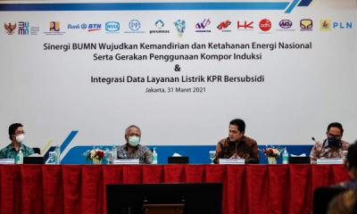 Photo of PLN dan 9 BUMN Karya Pacu Penggunaan Kompor Listrik
