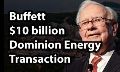 Photo of Rekor Tertinggi Harta Buffett setelah Beli Dominion Energy