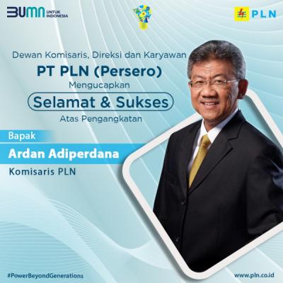 Photo of RUPS PLN Mengangkat Ardan Adiperdana Sebagai Komisaris PLN