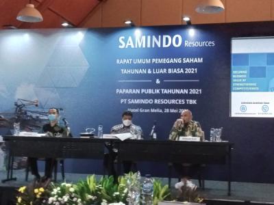 Photo of Samindo Resources Targetkan Kenaikan Overbuden Removal Tahun Ini