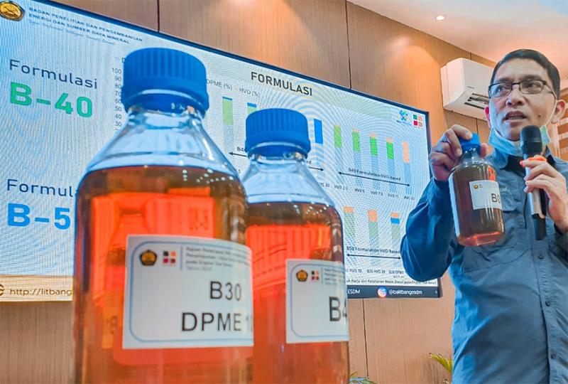 Photo of Selesai Akhir Tahun Ini, Pengujian Biodiesel B40