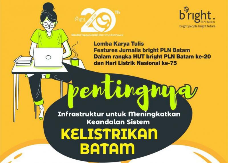 Photo of Semarakkan Hari Jadi Ke-20, PLN Batam Gelar Lomba Karya Jurnalistik dan Video Pendek