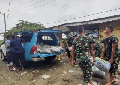 Photo of Sinergi PLN-TNI Amankan Listrik Terdampak Banjir di Karawang