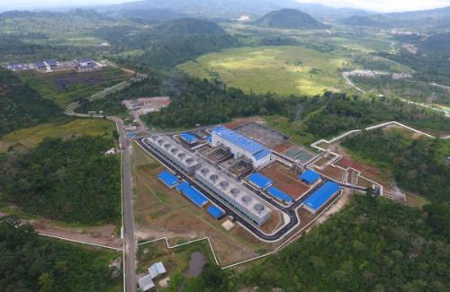 Photo of Anak Perusahaan PLN Gandeng Anak Perusahaan Pertamina Kembangkan Energi Panas Bumi