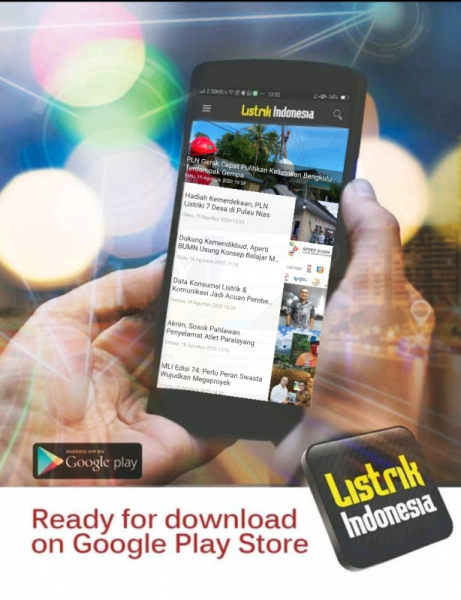 Photo of Transformasi  Listrik Indonesia Upgrade Portal Versi Mobile