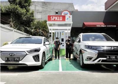 Photo of Transisi Energi Bersih Melalui Kendaraan Bermotor Listrik