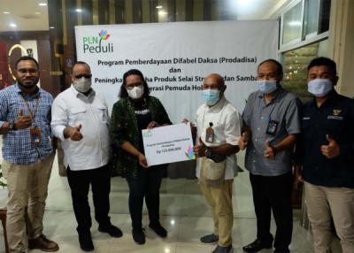 Wamen PUPR Apresiasi Program TJSL PLN di Papua